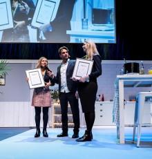 Linn och Camilla – Årets mäklarassistenter