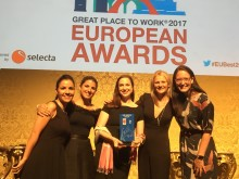 Adecco Group on Euroopan toiseksi paras työpaikka