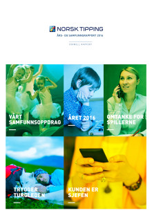 Årsrapport 2016 (kortversjon)