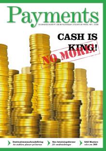 Payments nr 1 2008 - En branschskrift om betalningar utgiven av PayEx