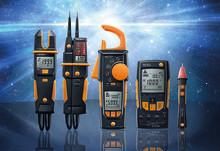 Intelligent elektrisk mätteknik i ny spännande produktserie från Testo