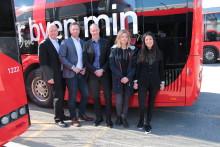 70 nye batterielektriske busser til Oslo neste år