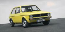 Golf fylder 45 år – den 29. marts 1974 startede Volkswagen produktionen af Europas mest succesfulde bil