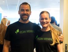 Suksessen Vegan Weekend fortsetter på Quality Hotel Residence