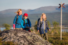 Friluftsbarometern 2016: Så ser svenskarnas friluftsliv ut