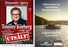 Harmonis Caprice slår nya rekord igen - och lanserar Capricehelg i Lindesberg