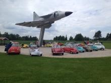 Mopeder, mc-bilar och 50-tal på Elmia!