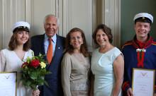 Stipendium till elever vid Katedralskolan i Uppsala