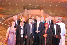 KI Science Parks VD får internationellt toppuppdrag