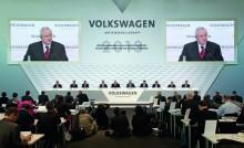 Volkswagen Group achieves key milestones in 2012 - Annual results presented