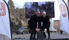 JM bygger studentbostäder i Nacka, Stockholm