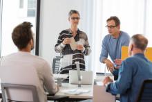 Büroarbeit heute und morgen: zunehmend wichtige Wohlfühlfaktoren werden zu wenig berücksichtigt