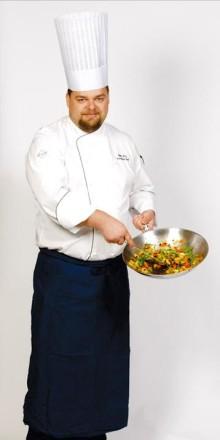 Meriterad kock blir platschef hos Sodexo