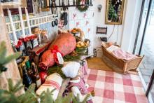 Säters gammeldags julmarknad blir bättre och bättre