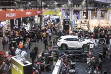 Urstark Automässa med över 17000 besök