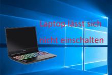 Laptop/Rechner lässt sich nicht einschalten [10 Lösungen]