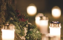 Julen tuff tid för ensamma