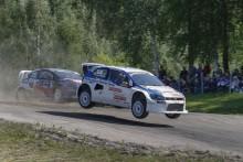 Kristoffersson överlägsen för Volkswagen Dealer Team KMS i SM