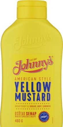 Årets stora grillnyhet är här - Johnny's® Yellow Mustard