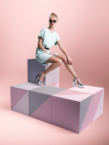 Tidigare H&M designer låter kunden vara med-designer i eget märke