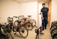 Dags att rensa ut cykelrum och andra gemensamma utrymmen i föreningen?