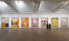 Blockbuster international exhibition is rewriting art history