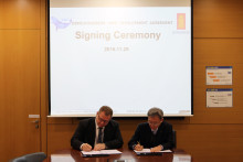 Kongsberg Maritime: DSME and Kongsberg Maritime Ink New Joint Development Agreement