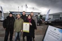 Biogas-kalaset blev succé