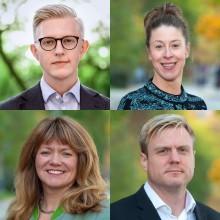 MP: Fem ordföranderoller i Region Stockholm