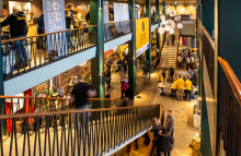 Sveriges första regionala dryckesmässa hölls i Malmö