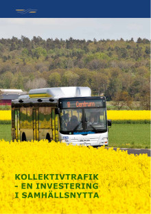 Kollektivtrafik - en investering i samhällsnytta