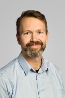 Han blir Regionbibliotek Stockholms nya chef