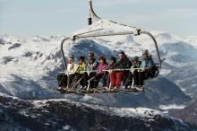 SkiStar AB: Tendensen fortsætter – flere og flere danskere holder jul i de svenske og norske fjelde