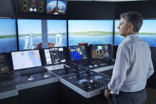 Kongsberg Digital: New KONGSBERG Ship's Bridge Simulators for University College of Southeast Norway