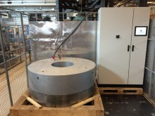 Storskaligt demoprojekt av magnetlager visar effektiviseringspotential i vattenkraft