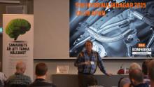 Erfarenheter delades på SSG Hydraulikdagar