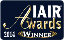 Xstream wins IAIR Award twice in a row