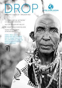 DROP - das Viva con Agua-Magazin - Sonderedition in der Sueddeutschen Zeitung