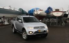 Mitsubishi L200 er Danmarks billigste pick-up og eneste på markedet med 5 års fabriksgaranti