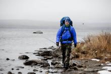 Sören Kjellkvist ger sig ut i vildmarken