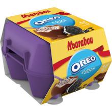 Påsknyhet! Chokladägg i smarrig Marabou och Oreo kombination.