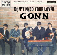 GONN: '60s Golden Garage Punks Form 'The Loudest Band in Town'