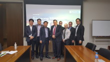 Samsung South Korea makes global investment in Smartsign