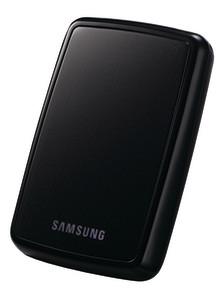 Samsung lanserar extern hårddisk i miniformat