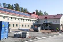 TESAB-företag installerar ny utrustning till Dalsgården i Västervik