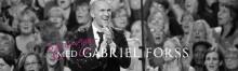 Gabriel Forss och kören Happy voices