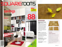 Evorich Flooring Group on Squarerooms Magazine May 2012