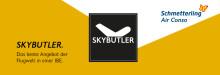 Der SKYBUTLER-Steigflug geht weiter: Buchung über eigene IATA-Agentur bald möglich