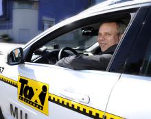 Taxi Göteborg och Taxi Väst delar på nyckelpersoner Claes Barkebo blir vd för båda bolagen