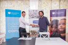 JYSK România va dona produse în valoare de peste 1 milion de lei organizației Hope and Homes for Children